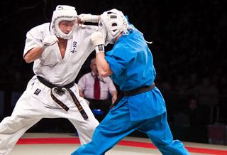Десять медалей привезли юные мастера кудо с чемпионата Дальневосточного федерального округа