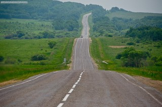 Самые опасные дороги в стране – в Приморье