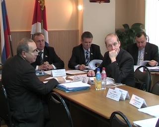 Проект бюджета 2009 года депутаты приняли во втором и третьем чтениях одновременно