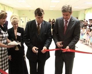 В Уссурийске открылся детский сад на 220 мест