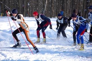 День студента Уссурийск отметил на лыжне
