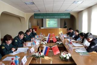 Уссурийская таможня держит курс на развитие международного сотрудничества