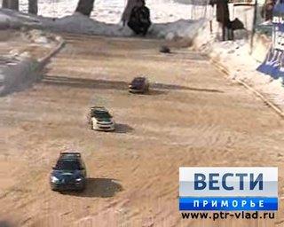 Любители автомодельного спорта встретились в Уссурийске