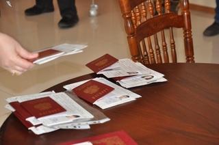 Электронные паспорта придут на смену бумажным в Приморье через 2 года