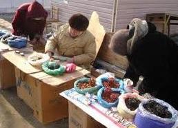 Торговля на улицах Уссурийска вне закона