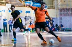 Чемпионат Приморья по мини-футболу завершился победой