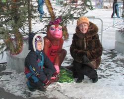 В этом году ледовые фигуры, возможно, появятся на площади в последний раз