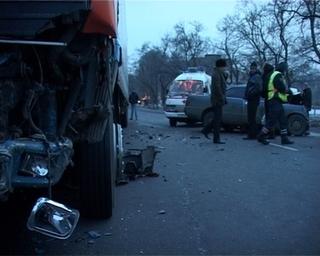 Авария на кольце Ленинградской: два человека серьёзно травмированны