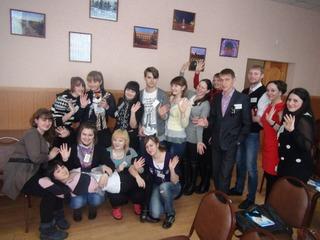 Студенты Уссурийска приняли участие в семинаре «Организация работы с добровольцами»