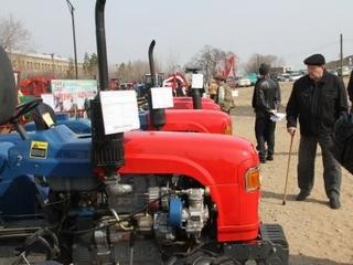 Выставка-ярмарка «Агротехнологии-2013» пройдёт в Уссурийске