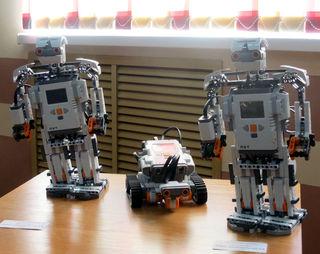 Краевой семинар по робототехнике прошёл в Уссурийске