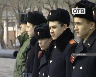 Курсанты Уссурийского суворовского училища посетили с экскурсией боевую подлодку