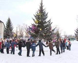 Алексей-Никольск хранит верность старым традициям празднования Нового года
