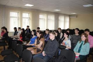 Студенты таможенной академии прошли практику в Уссурийской таможне