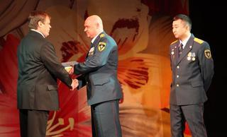 364 годовщину со дня образования пожарной охраны отметили в Уссурийске