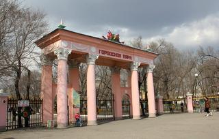 Мероприятия, посвященные Дню Победы, прошли в городском парке Уссурийска