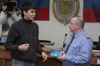 Приморские журналисты получили награды от УВД. Фото