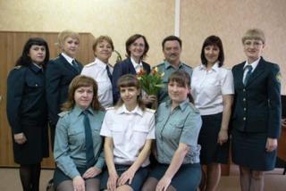 Кадровая служба Уссурийской таможни