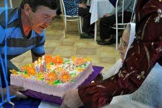 100-летний юбилей отметила жительница Уссурийского городского округа
