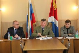 Депутаты Думы Уссурийского городского округа обсудили строительство нового кладбища