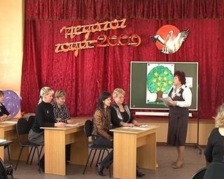 Педагог года: урок-импровизация – заключительный этап конкурса