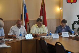 Совет предпринимателей прошёл в Уссурийске