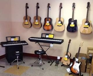 Музыкальный магазин DynamiK дарит всем именинникам скидки