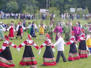Фестиваль национальных культур «Хоровод дружбы» пройдет на поляне с. Борисовка