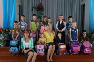 Сотрудники Сбербанка помогают ребятам из уссурийского детского дома