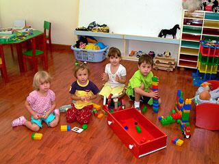 Десять групп детского сада откроются в Уссурийске
