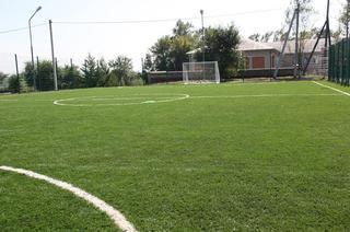 Новая спортивная площадка появилась в Уссурийском реабилитационном центре