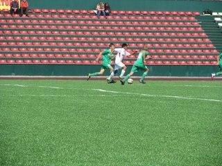«Мостовик 98-99» вырвал «бронзовый» Кубок Приморья на последних минутах