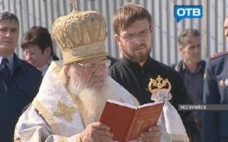 Свой православный храм появится у осужденных Уссурийска