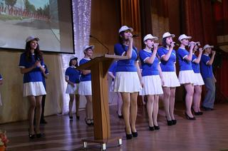 Почётные граждане Уссурийска побывали в гостях у студентов ДВТК
