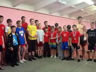 Первенство округа по кикбоксингу состоялось в Уссурийске