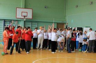 Спортсмены из Уссурийска заняли четвертое место на спартакиаде для инвалидов