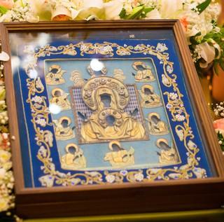 Более 5 тысяч паломников приняла Чудотворная икона в Уссурийске