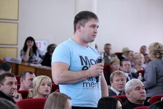 Предприниматели Уссурийска обсудили актуальные вопросы развития бизнеса в городском округе