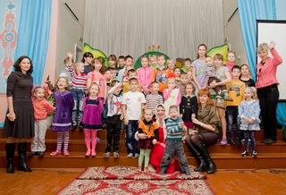 Сбербанк продолжает помогать воспитанникам Уссурийского детского дома