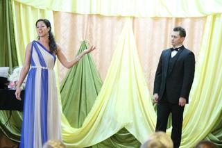Оперные певцы выступили в реабилитационном центре Уссурийска