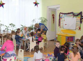 Качество обслуживания в детских садах проверил глава Уссурийска