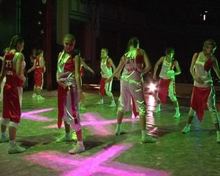 Шоу-балет «АРТ» отметил день танца