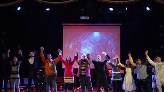 Рождественский мюзикл состоялся в уссурийском доме культуры «Юность»