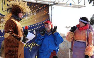 Уссурийцы отблагодарили «Зимний городок» за гостеприимство громкими аплодисментами