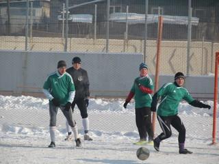 «Зимний турнир - 2014» на призы