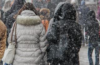 Суровые морозы ожидают Уссурийск в конце января