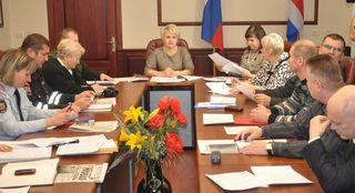 Организацию мероприятий февральских праздников обсудили в администрации Уссурийска