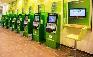 Сеть устройств самообслуживания Сбербанка в Уссурийске превысила 100 единиц