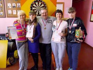 Чемпионат Приморского края по дартс прошёл в Уссурийске