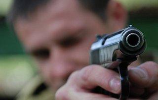 Только выстрелы по колёсам остановили нарушителя в Уссурийске